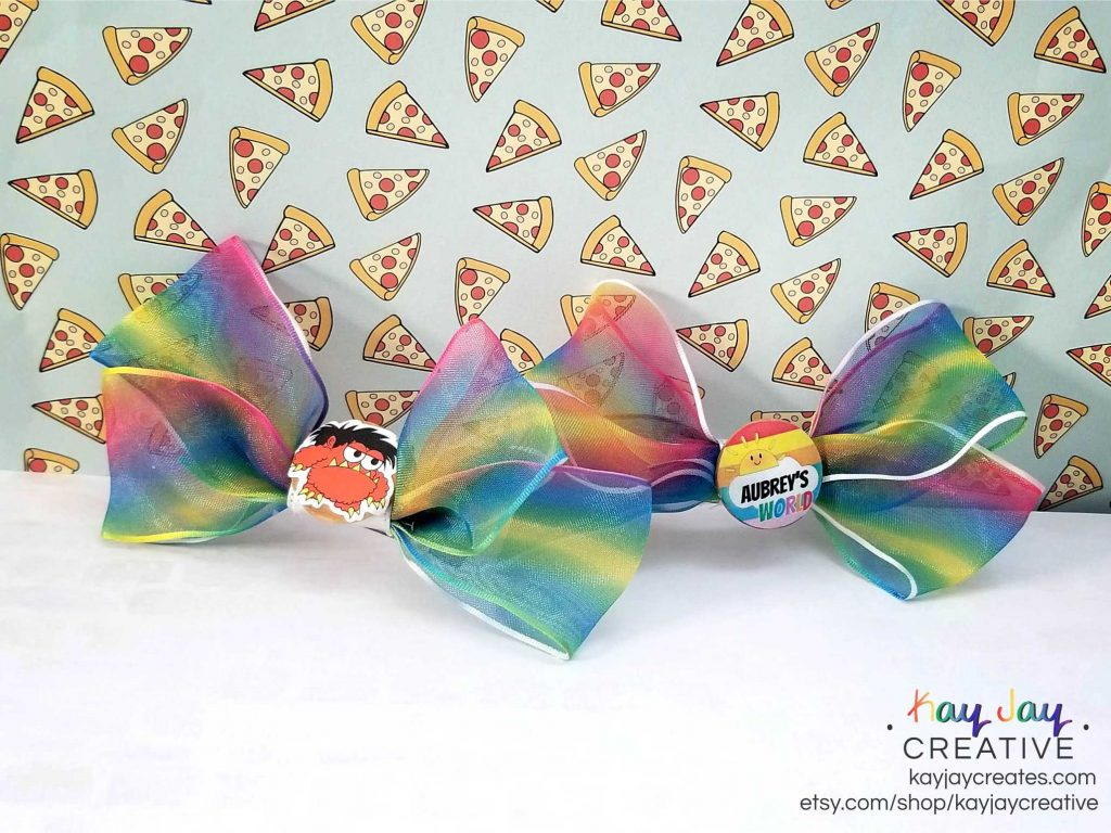 Ryans ToysReview Rainbow Hairbows Party favors
