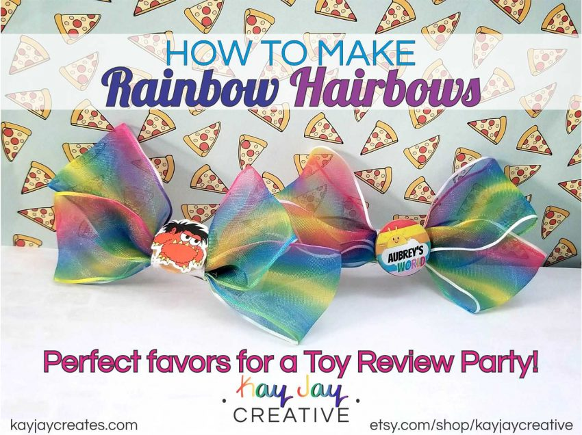 Toy Review Hairbows